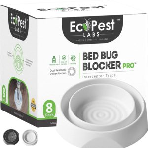 ECOPEST Bed Bug Interceptors